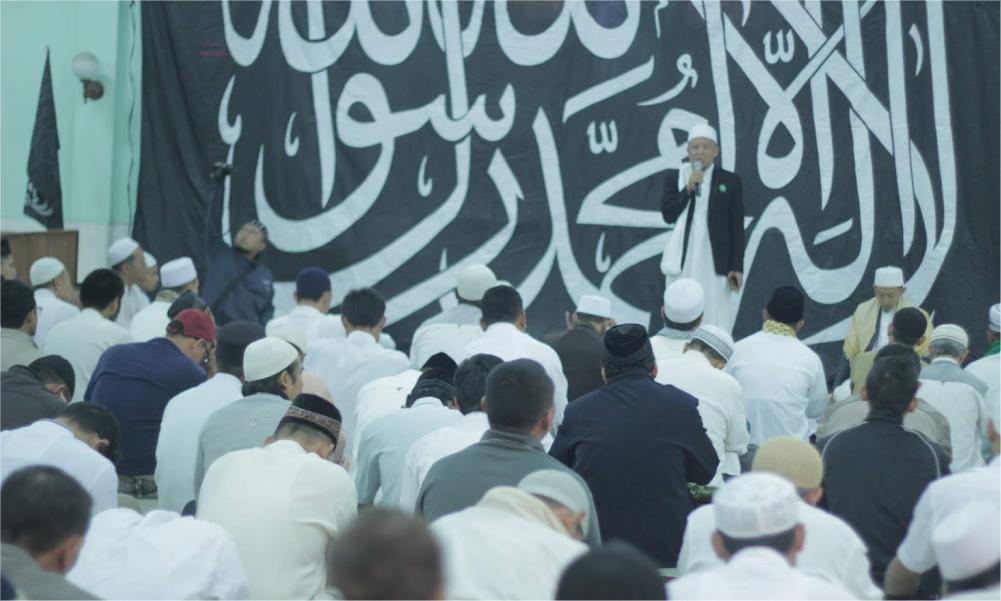 KEWAJIBAN MENGAMALKAN SYARIAT ISLAM SECARA KAFFAH