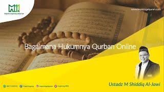 Bagaimana Hukumnya Qurban Online